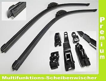 2 X Scheibenwischer Set Passend Für Citroen C5 Alle Modelle 2001 2008 Mit Adapter Auto