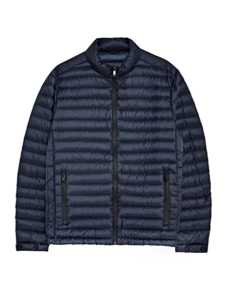 Zara Men Quilted puffer down jacket 6518/356 at Amazon Men's ... : zara mens quilted jacket - Adamdwight.com