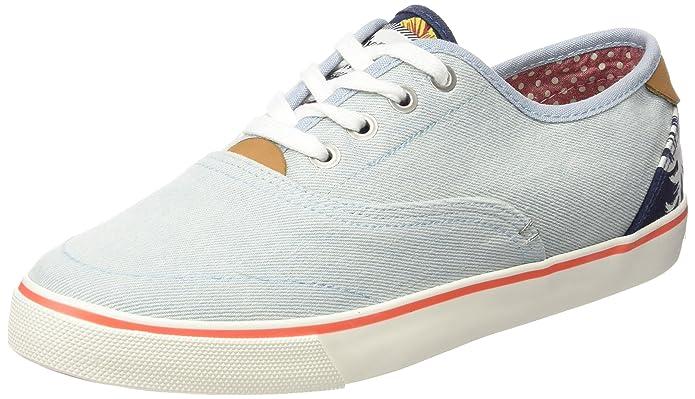 ICON Board - Zapatillas Mujer, Color Blanco, Talla 38 EU Wrangler