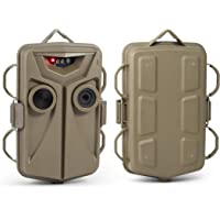 Wildkamera Technaxx TX-44 Wild-/Videokamera (720p HD Videoauflösung, 2 Megapixel CMOS Sensor), braun