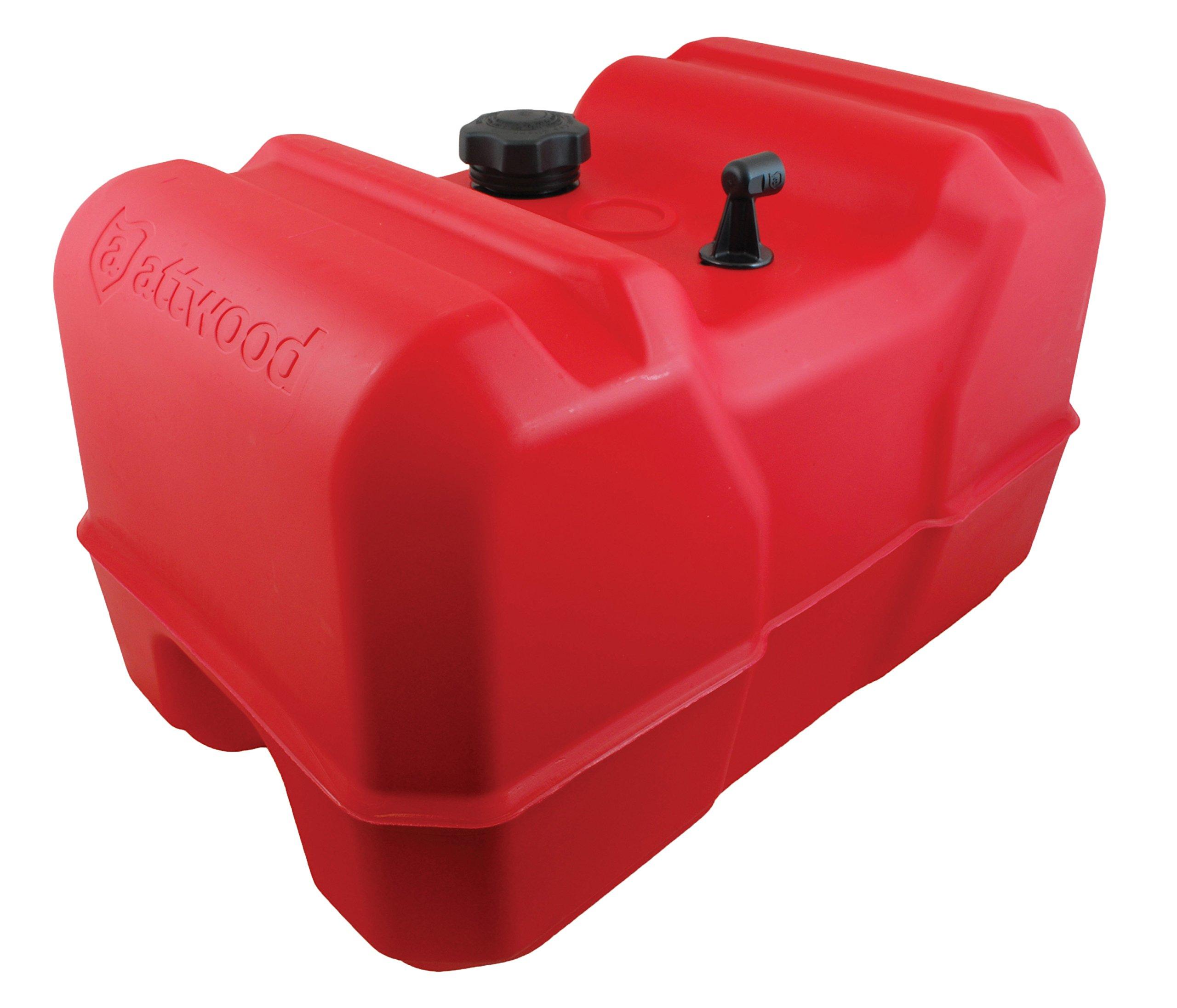 attwood 8812LP2 Epa Certified Portable Fuel Tank 12 gallon