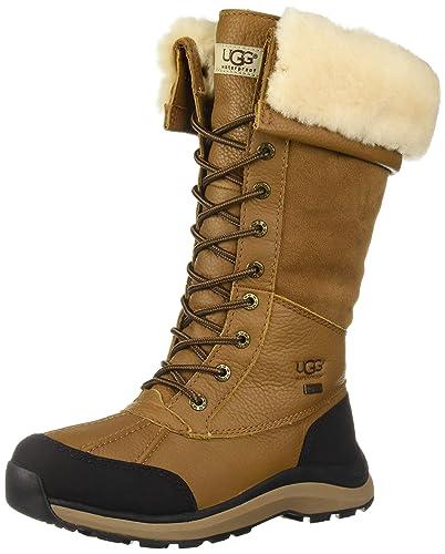 9ab88f5c10c UGG Women's W Adirondack Tall III Snow Boot