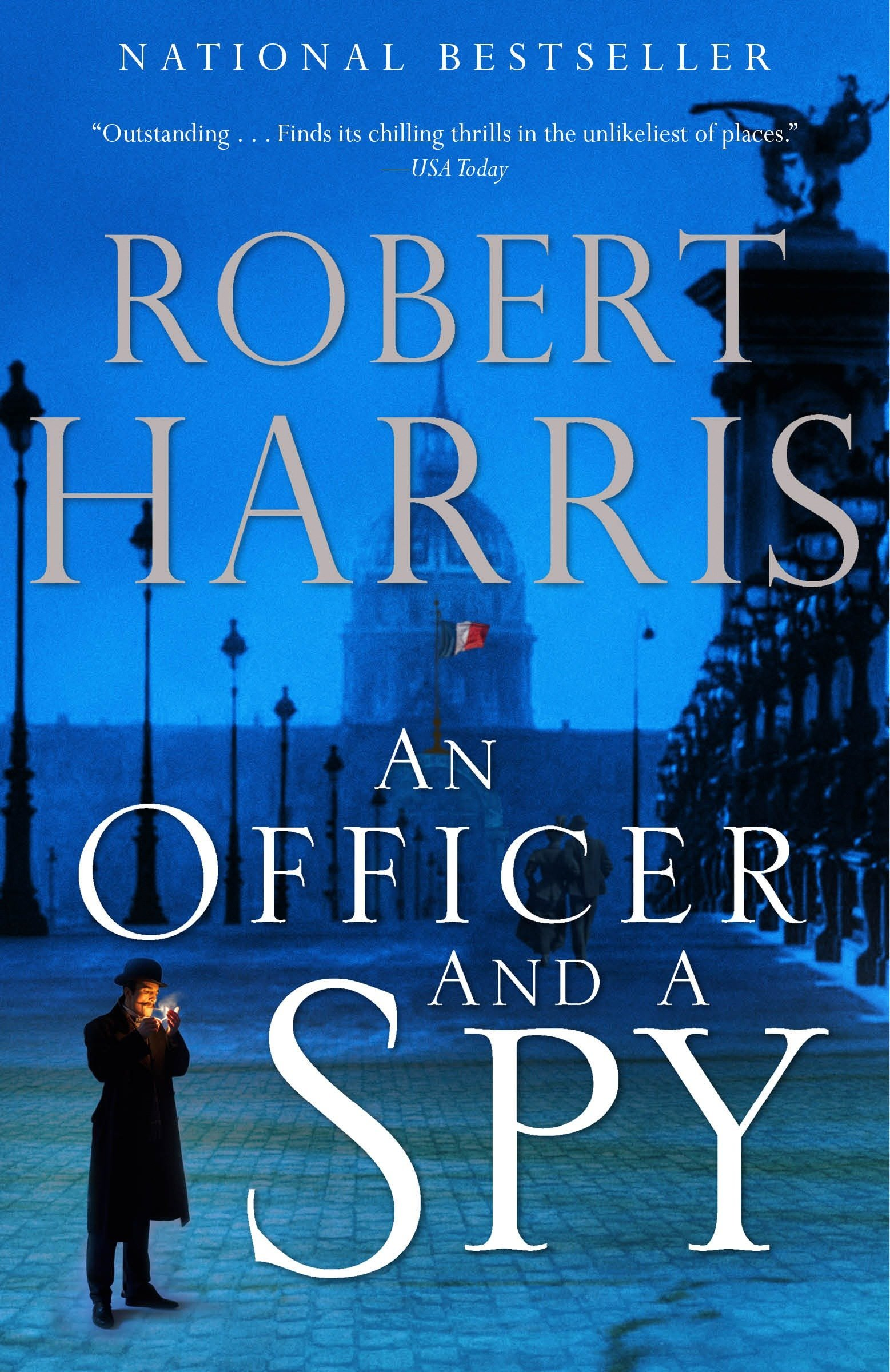 Read Online An Officer and a Spy: A Spy Thriller ebook