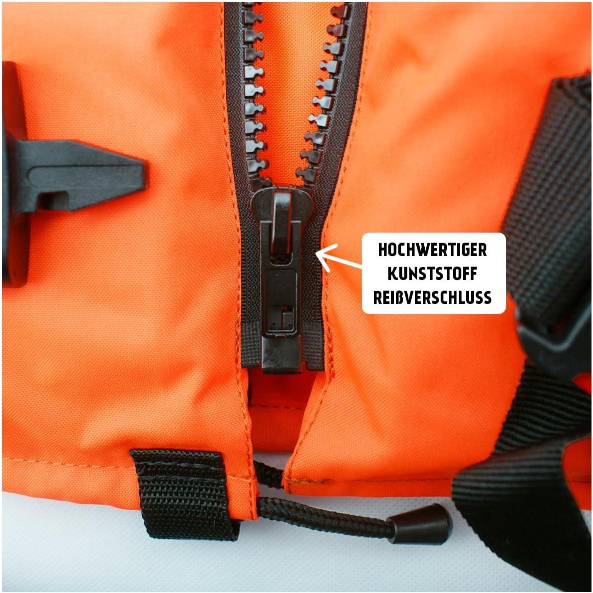 Lalizas Gilets de Sauvetage 100 N; CE ISO 12402-4 Certification