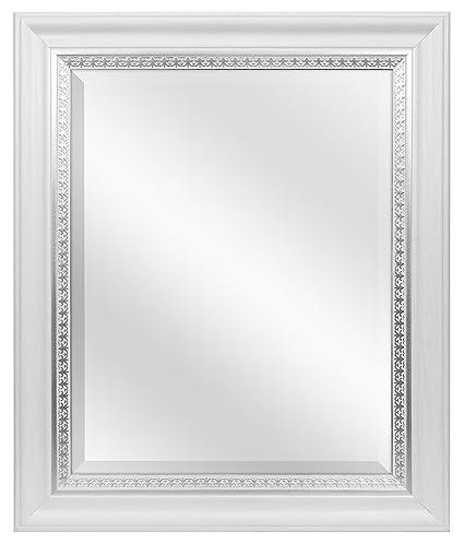 M C S 83047 406 X 508 Cm Con Angoli Smussati Specchio Da Parete