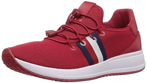 763cbe00 Tommy Hilfiger Women's Rhena Sneaker: Amazon.co.uk: Shoes & Bags