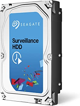 Seagate Surveillance HDD ST6000VX0001 6TB Internal Hard Drive