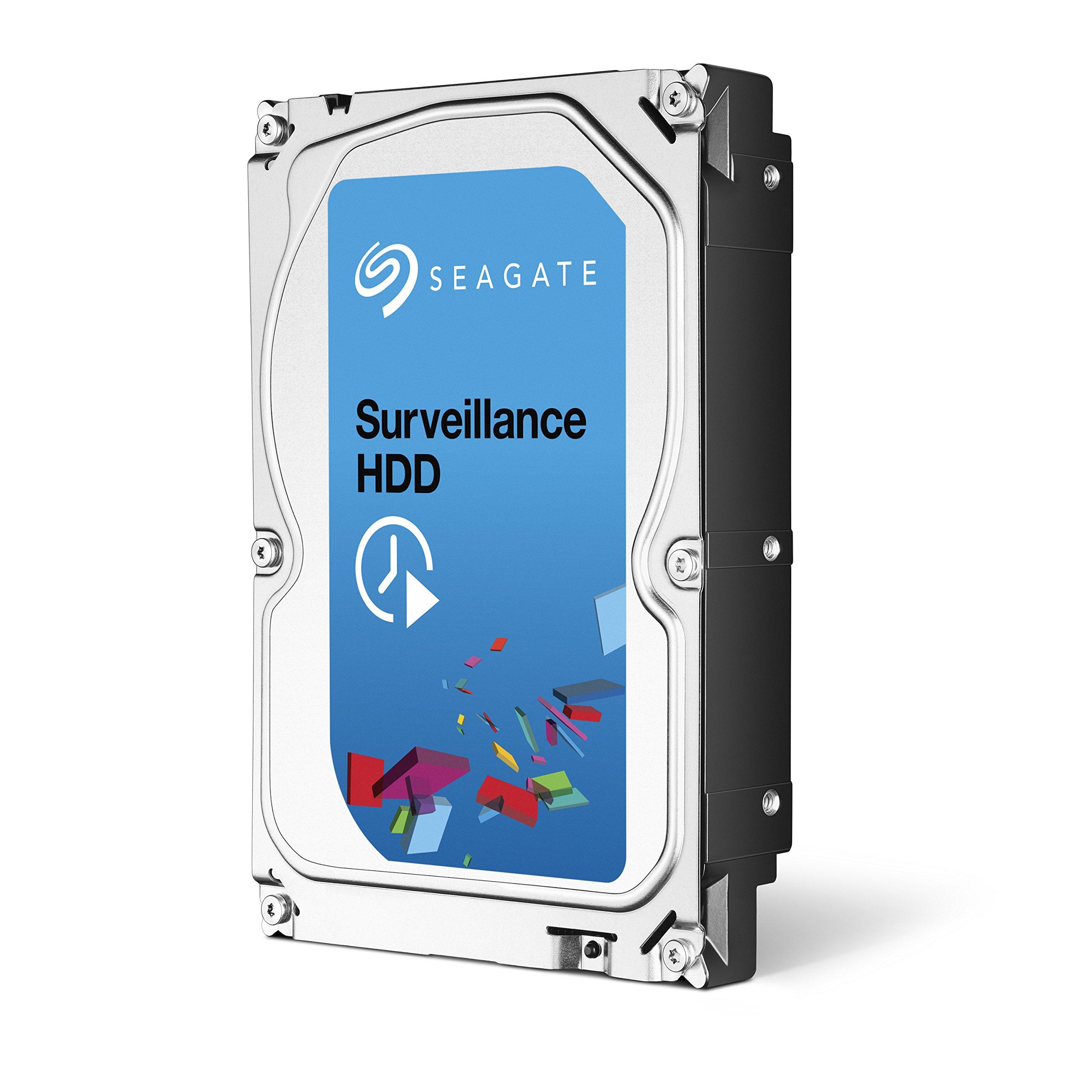 (Old Model) Seagate 1TB Surveillance HDD 6-Gb/s Internal Hard Drive (ST1000VX0001)