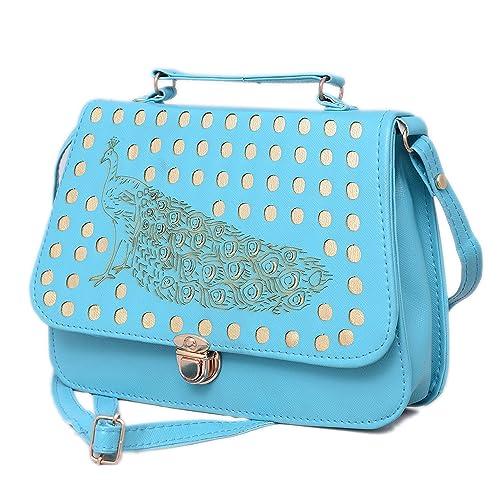 48cd4bb6f5 Attire Fancy Stylish Elegance Fashion Sling Side Bag Cross Body Purse for  Women   Girls.