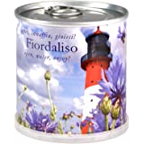 FIORDALISO Fiori in Lattina MACFLOWERS made in Germany cm 7,5x8 h. Stappa, annaffia e divertiti!