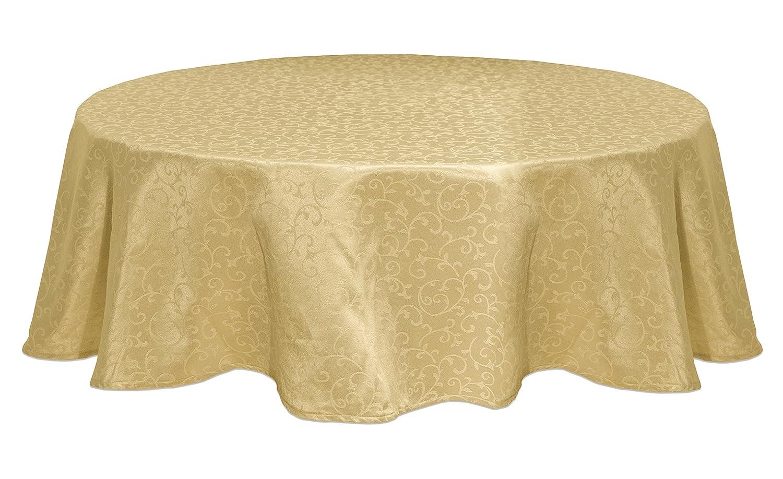 Lenox Opal Innocence 60x120 Oblong Tablecloth White 7186120OBLWHT