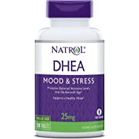 Natrol Dhea 25Mg Tablets, 300 Count