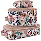 Itzy Ritzy Packing Cubes - Set of 3, Blush