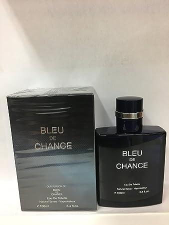 Amazoncom Bleu De Chance For Men 34oz Edt Spimpression Beauty