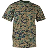 Helikon camiseta USMC digital Woodland