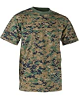 Helikon Men's US Army Tactical Combat T-Shirt Work 100% Cotton