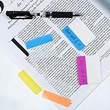 Jovitec 400 Pieces Tabs 2 Inch Sticky Index
