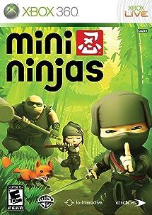 Mini Ninjas - Xbox 360: Video Games - Amazon.com