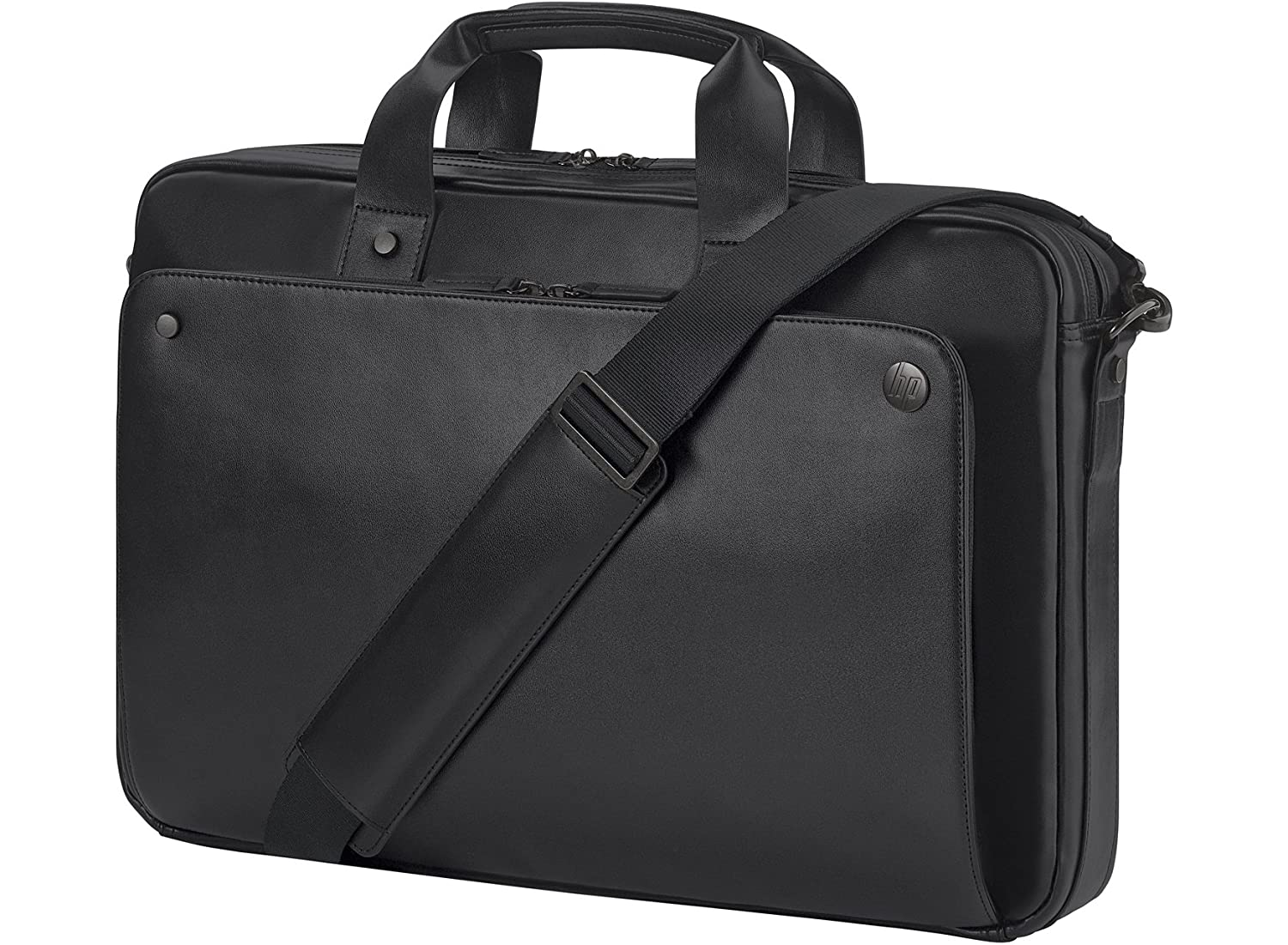 8aefc096ca HP Executive 17.3 inch Black Leather Top Load: Amazon.fr: Informatique