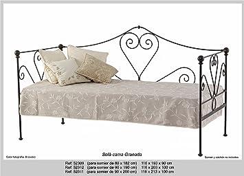 Art-Domus - 52309 - Sofa Cama Granada. Colchón Y Somier No Incluidos.