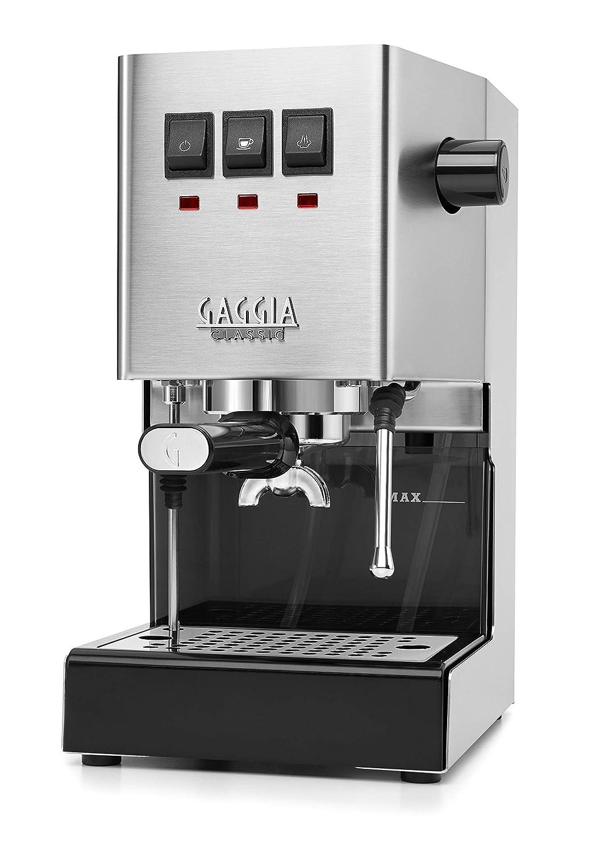 Gaggia 886948011010 Espresso portafiltros, acero inoxidable