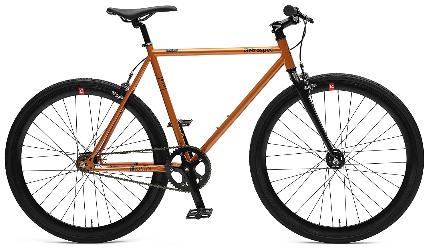 Retrospec Mantra V2 Urban Commuter Bike Best Budget Touring Bike