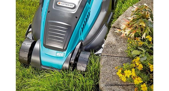 Gardena cortadora de césped eléctrica PowerMax 42 E - Artículo ...