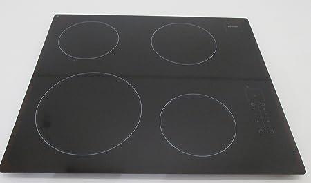 Brandt - dessus Vitro 60 cm 4 F para mesa de horno Brandt: Amazon ...