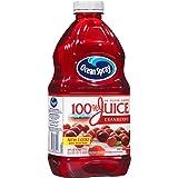 Ocean Spray 100% Cranberry Juice, 60 oz