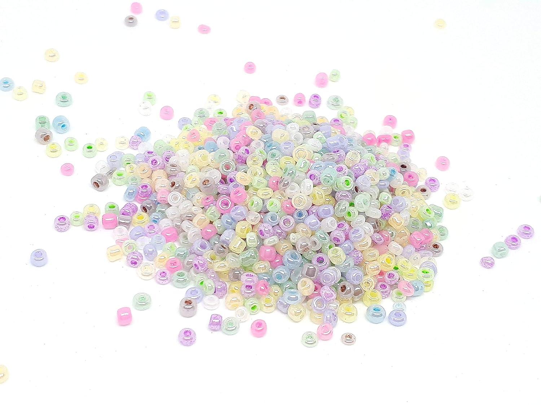 rocaille multicolore