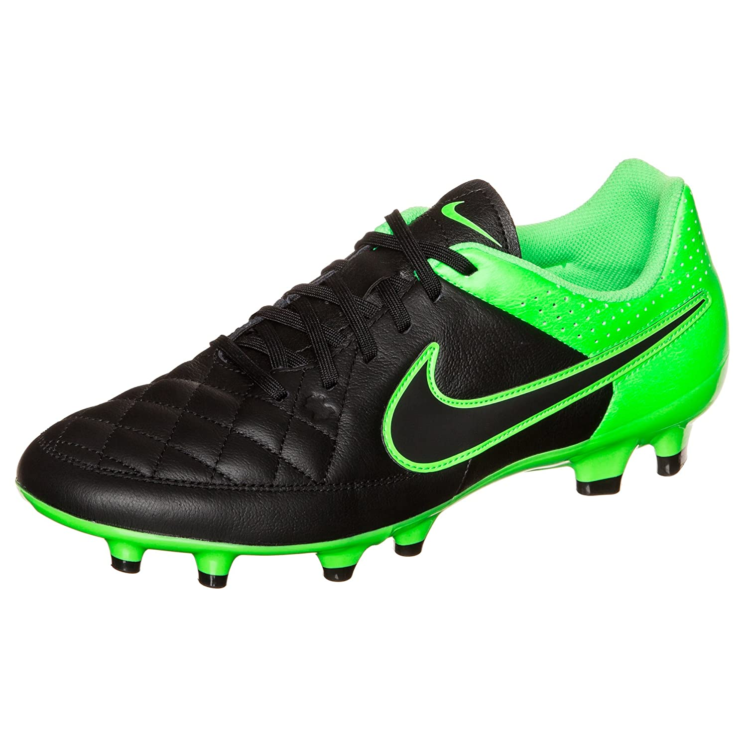 super popular 621f9 55301 Nike Tiempo Genio Leather FG Homme Chaussures de Football  MainApps   Amazon.fr  Chaussures et Sacs