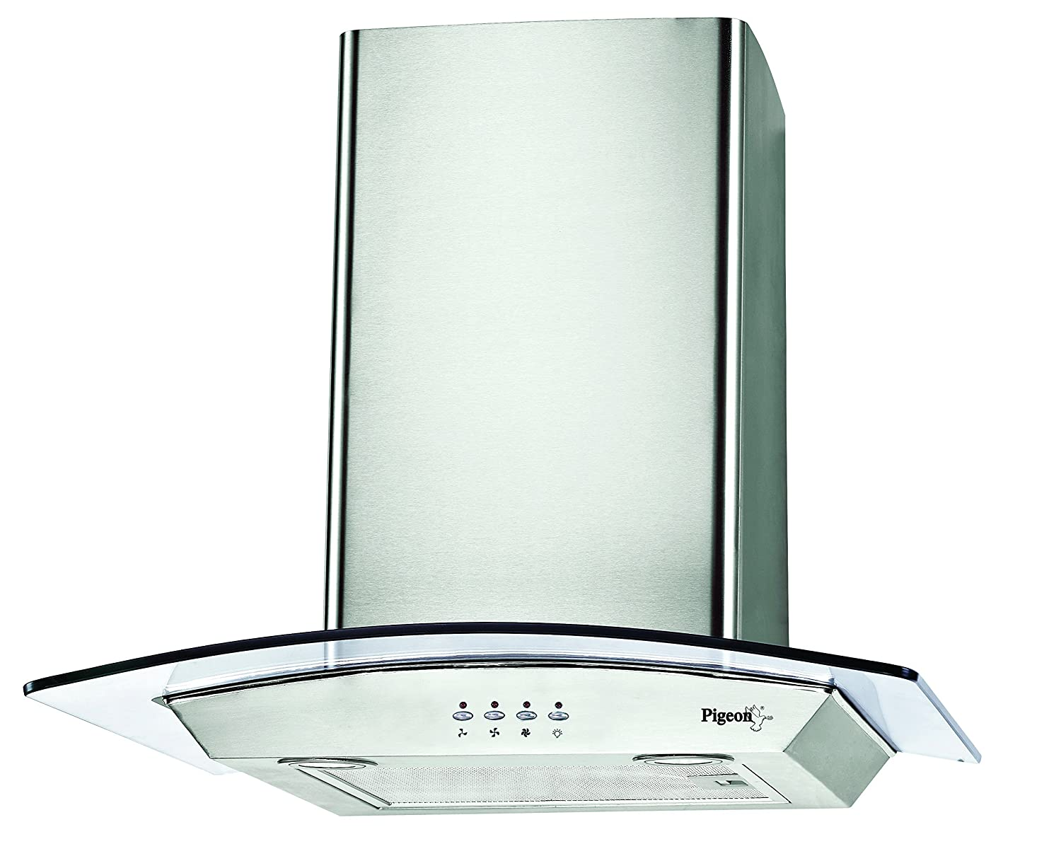 Pigeon Cornet Dlx 60 Kitchen Chimney Baffle Filter: Amazon.in: Home ...