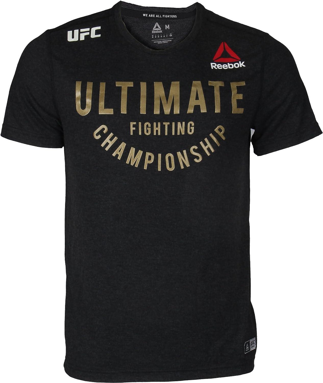 Reebok UFC Fight Night Jersey Tee
