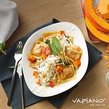 V/&B Vapiano Set 2teilig Pastaschale 27cm Villeroy /& Boch Pastateller Schale tief