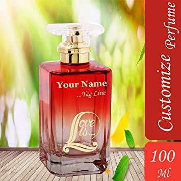 Buy My Fragrance Customized Perfume Birthday Gift For Husband Wife Online At Low Prices In India