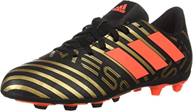 chasquido Ciudad Menda antena  Amazon.com: adidas Performance Kids 'nemeziz Messi 17.4 FXG J: Shoes