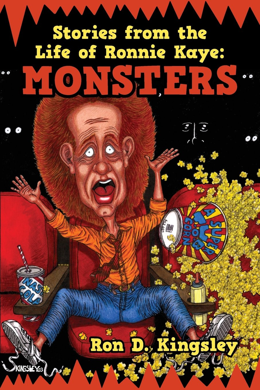 Read Online Stories from the Life of Ronnie Kaye: MONSTERS ebook