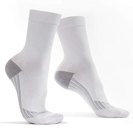 Calcetines de Compresión calcetines para correr,atletas,viajes, embarazo -Estimular la Circulación