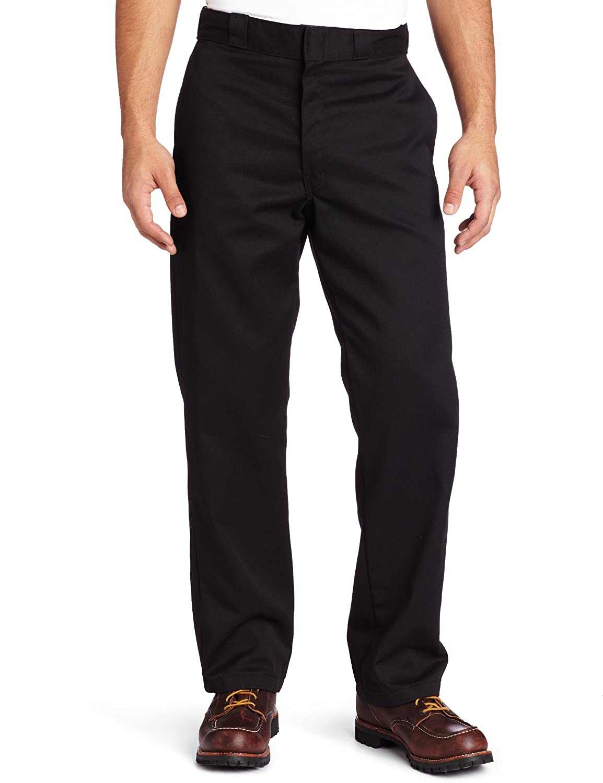 Noir (Noirdélavé) 34W   30L Dickies - 874 Original - Pantalon - Homme