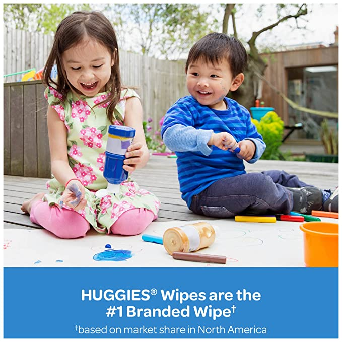 Huggies Simply Clean Baby Wipes, Fresh Scent, Soft Pack, 648 Ct (Packaging May Vary) by Huggies: Amazon.es: Salud y cuidado personal