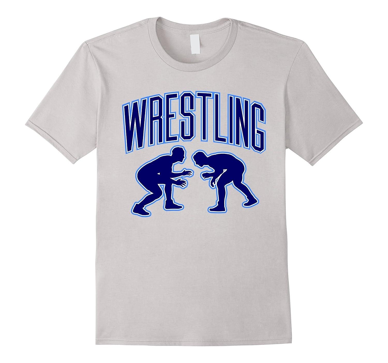 Wrestling T-Shirt-Awarplus