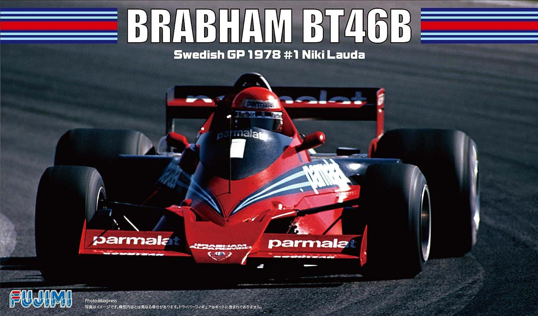 Fujimi Models Brabham BT46B, Swedish GP 1978 1  Niki Lauda Kit (1 20 Scale)