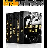 Billionaires In Love: 5 Billionaire Romance Books (Billionaires In Love Box Set Book 1)