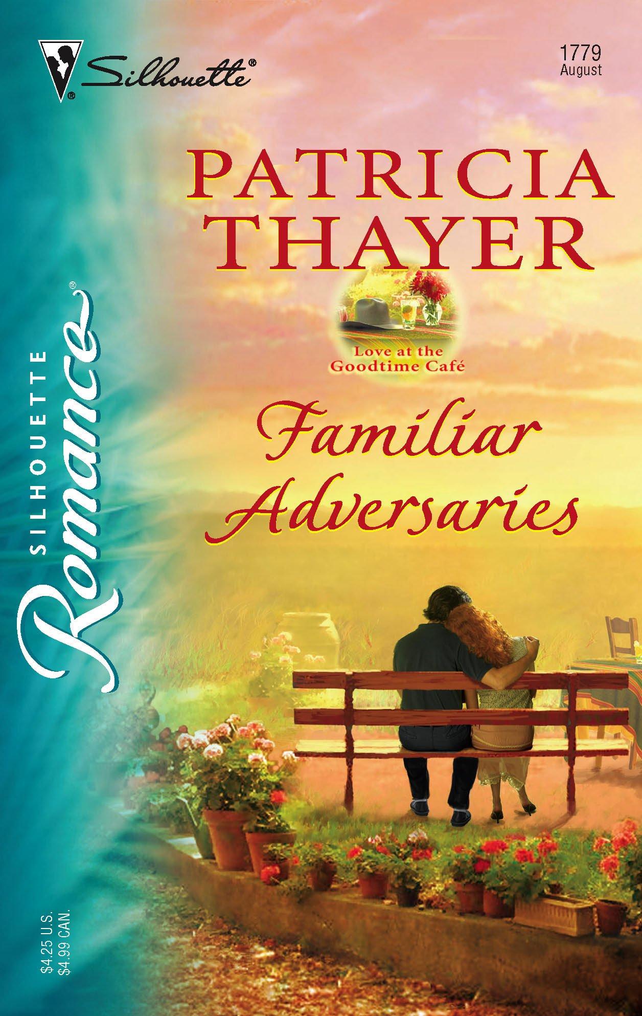 Download Familiar Adversaries (Love at the Goodtime Café) pdf