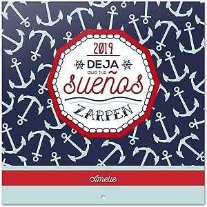 Grupo Erik Editores Amelie - Calendario 2019 Marinero, 30