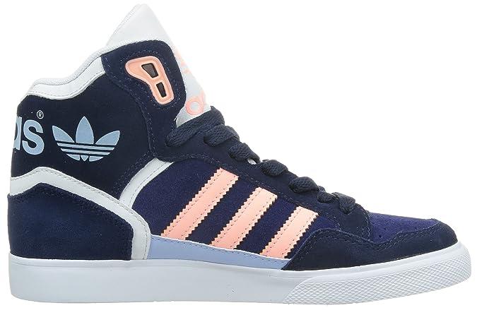 Baskets Adidas Originals Extaball Femmes Night Indigo
