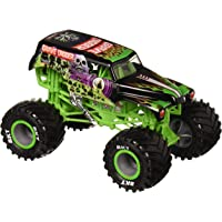 Monster Jam Scale Diecast Grave Digger Excavadora