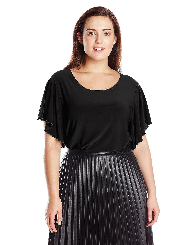 49fb8bb4d3f Star vixen women plus size angel sleeve top at amazon women clothing store  jpg 1154x1500 Plus