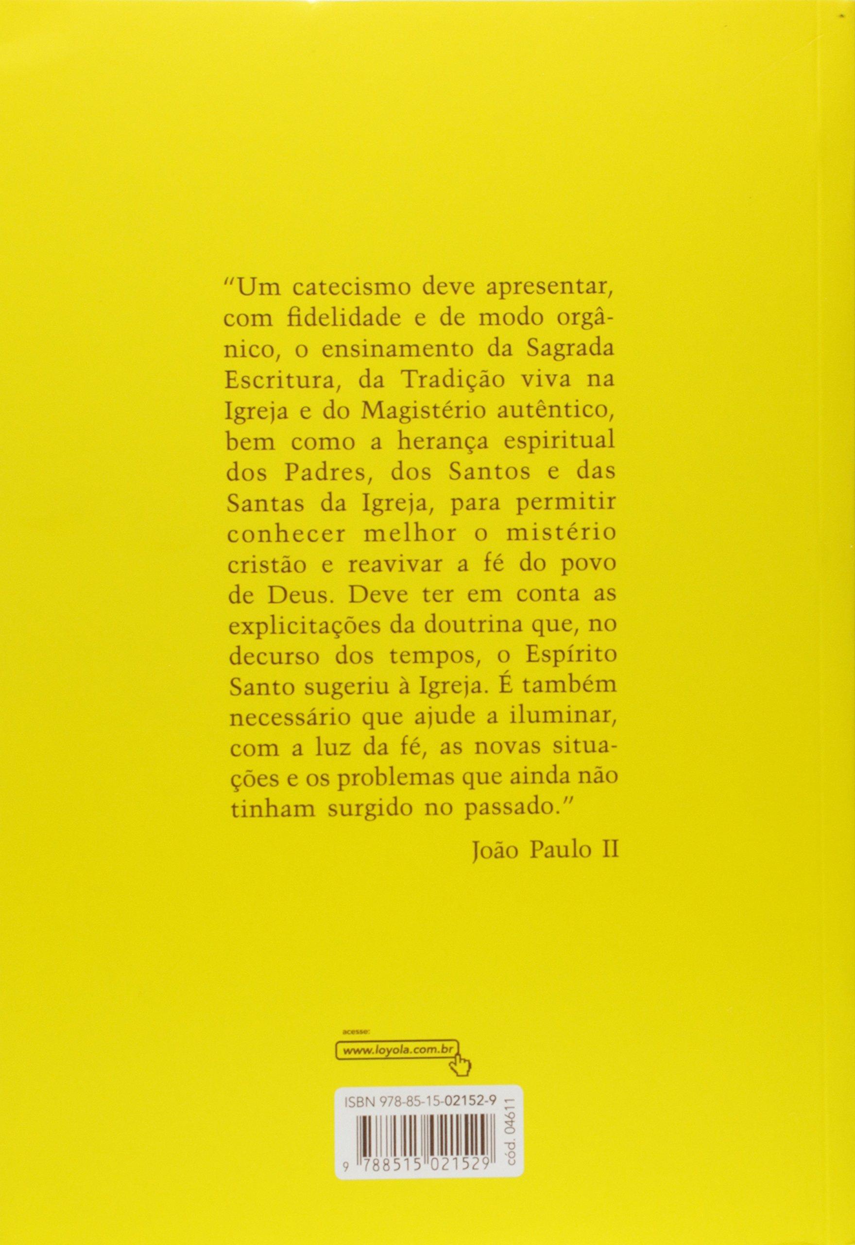 gratis o livro catecismo da igreja catolica