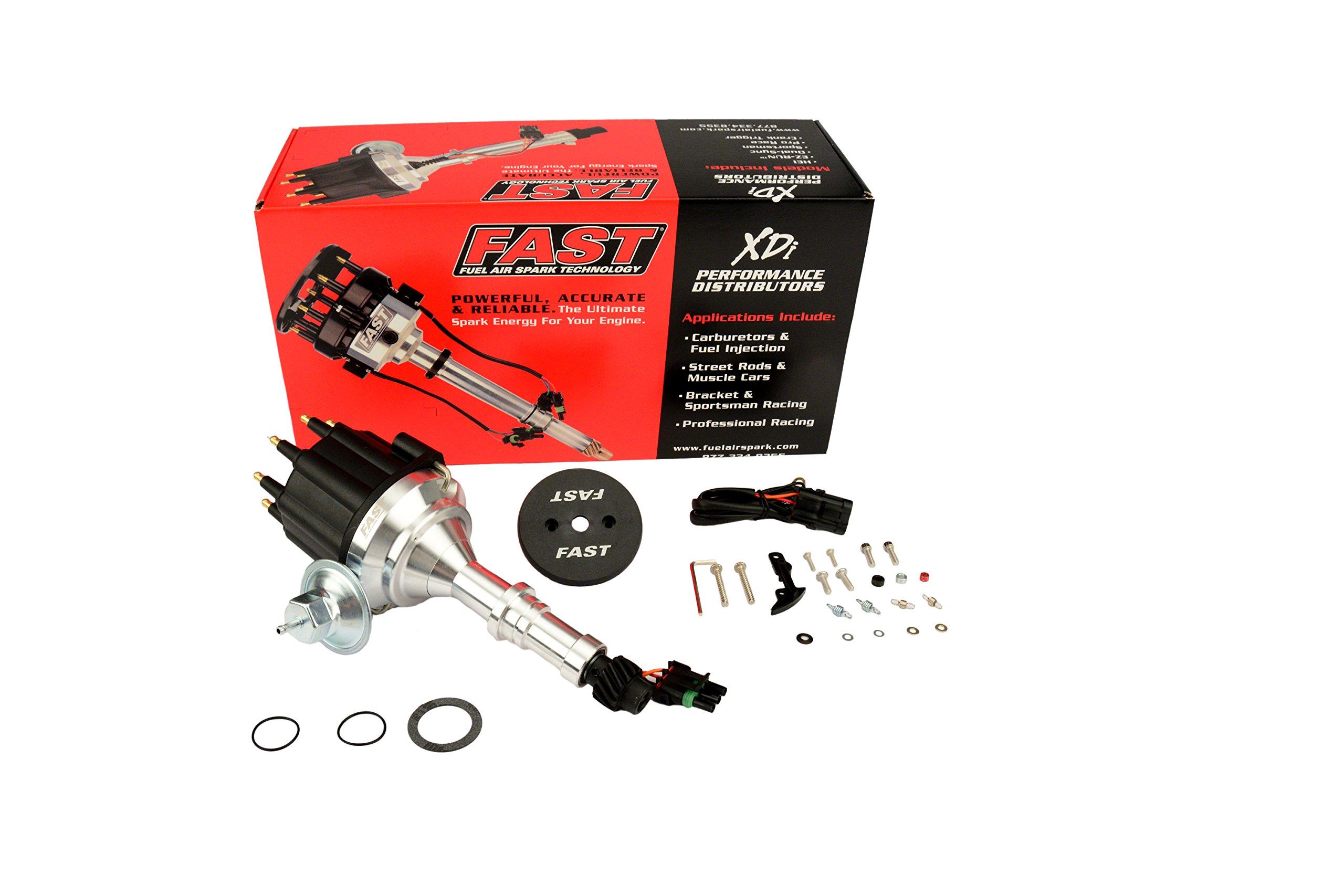 FAST 306019 XDI EZ-Run DistributorBuick V8 215-350 by FAST (Image #2)